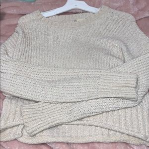 altard state cropped sweater